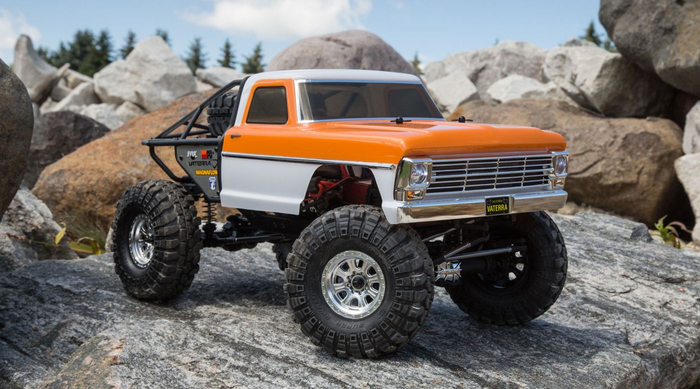 Image for 1/10 1968 Ford F-100 Ascender 4WD  BND from HorizonHobby