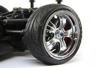 Scale Brake Calipers and Rotors