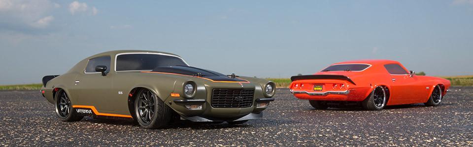 Vaterra 1/10 1972 Chevy Camaro SS V100 4WD RTR PT | Horizon
