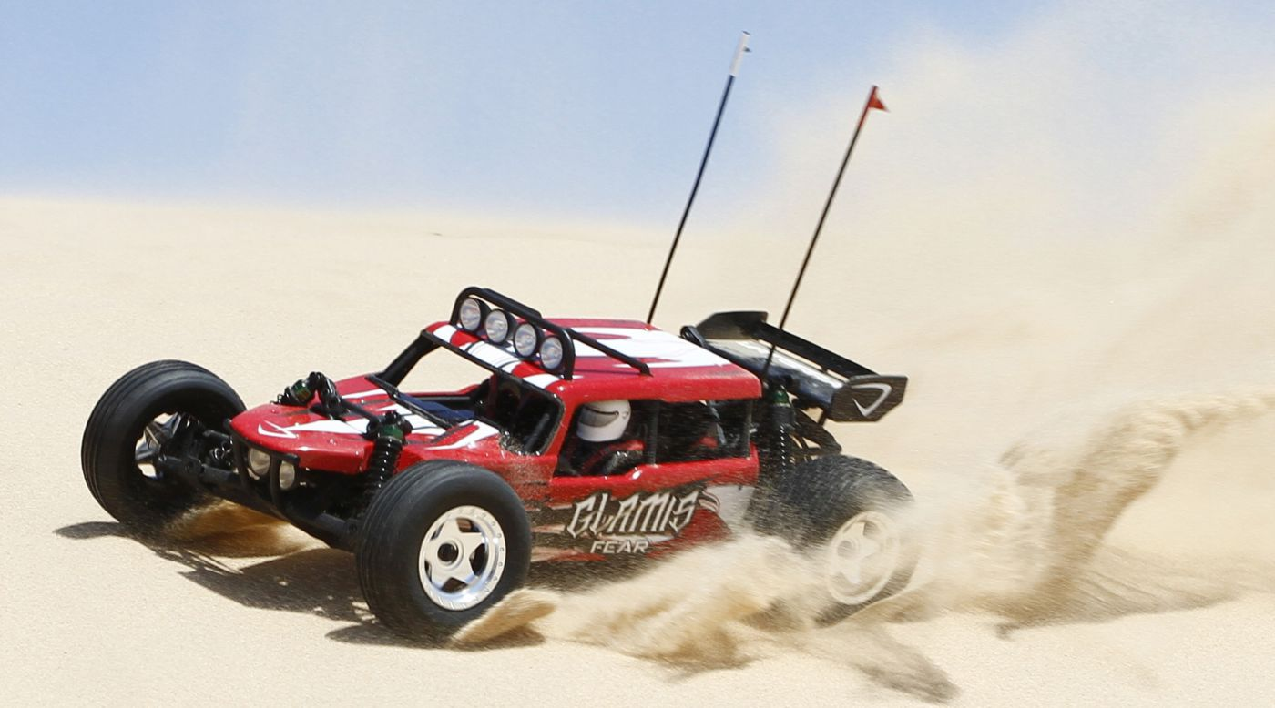 Image for 1/8 Glamis Fear Four Seat Buggy RTR from HorizonHobby