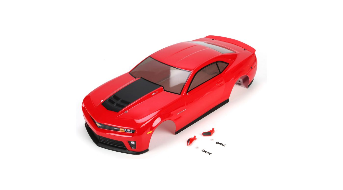 Image for 2012 Camaro ZL1 Body,Red:V100 from HorizonHobby