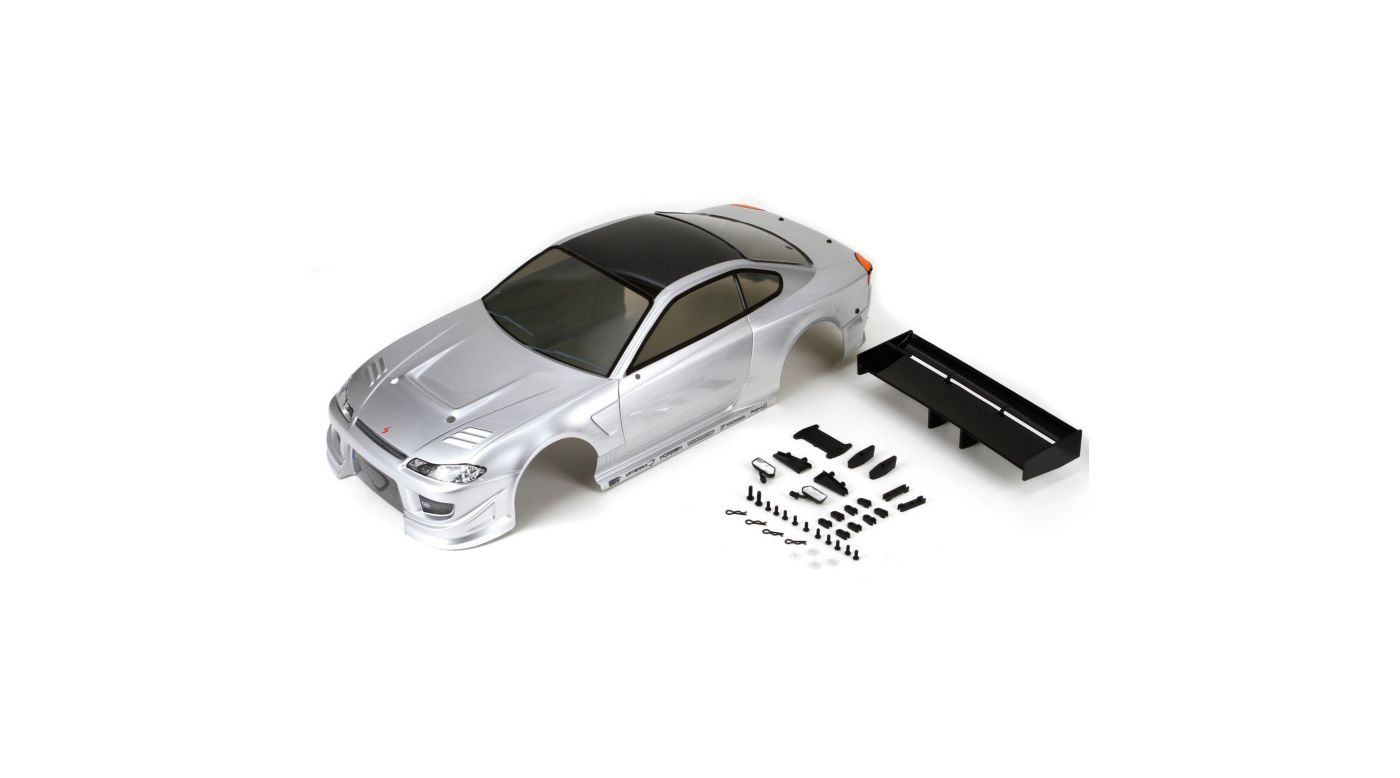 Image for Nissan S15 Silvia Body Set Painted from HorizonHobby