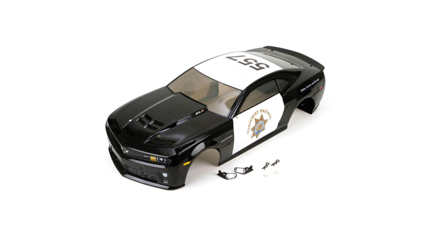 Image for Body Set, Painted: 1/10 2012 CHP Chevrolet Camaro from HorizonHobby