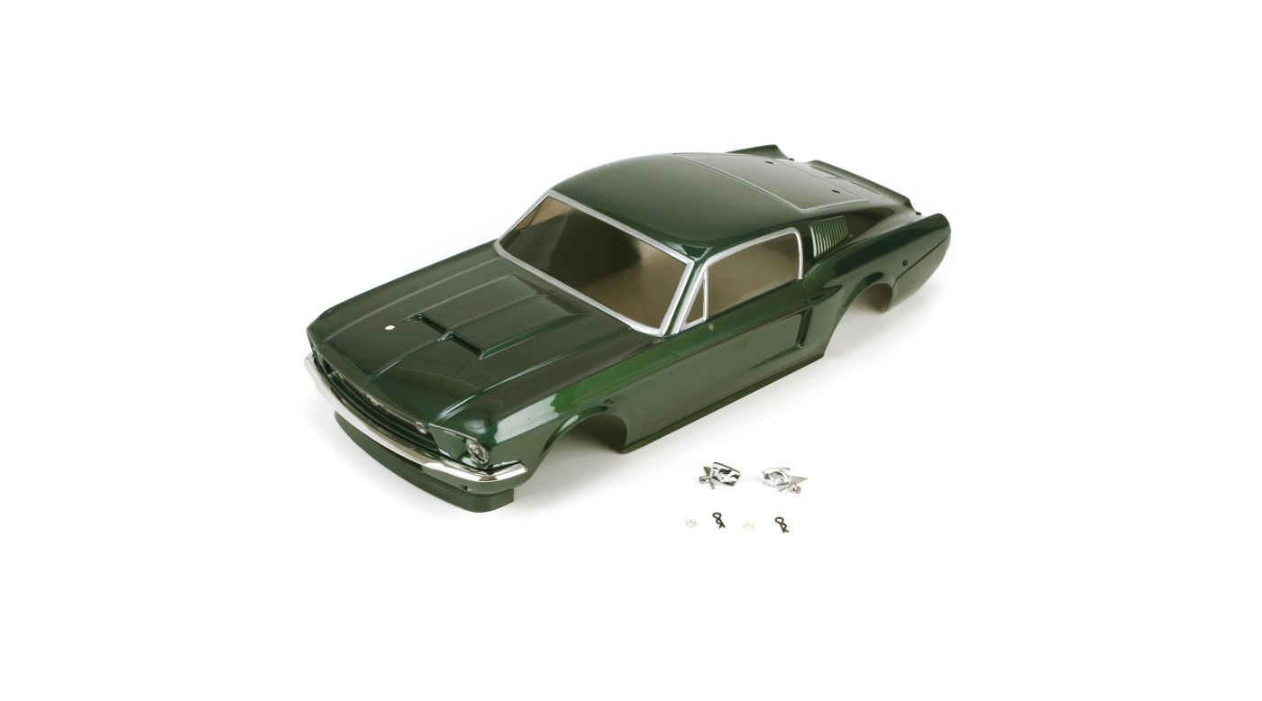 Image for Body Set, Painted: 1/10 1967 Ford Mustang from HorizonHobby