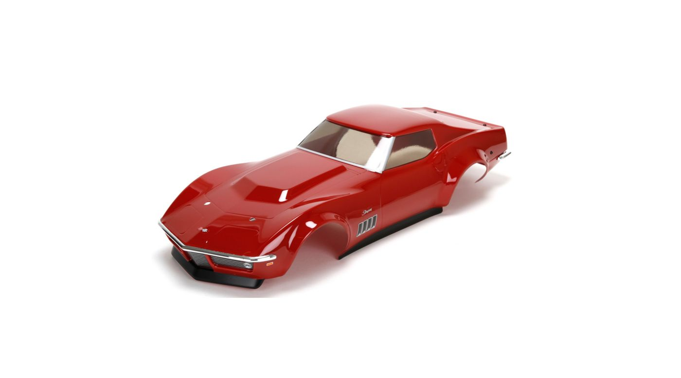 Image for Body Set, Painted: 1969 Chevrolet Corvette from HorizonHobby