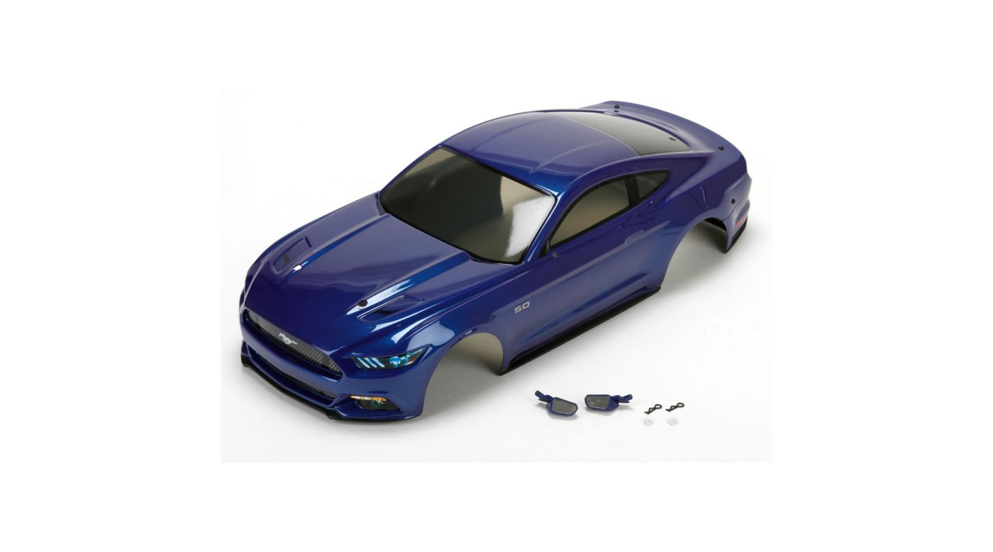 Image for Body Set, Painted: 1/10 2015 Ford Mustang from HorizonHobby