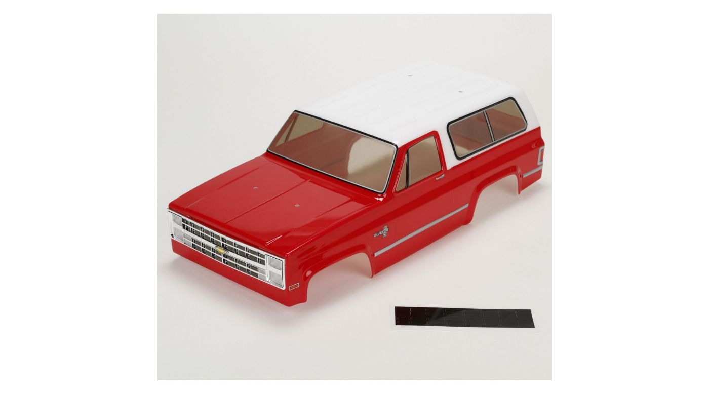Image for Chevy Blazer K5 4x4 Body Set, Painted from HorizonHobby