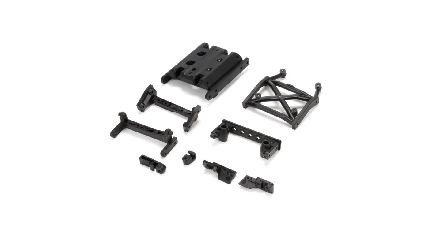 Image for Chassis Brace Set: ASN from HorizonHobby