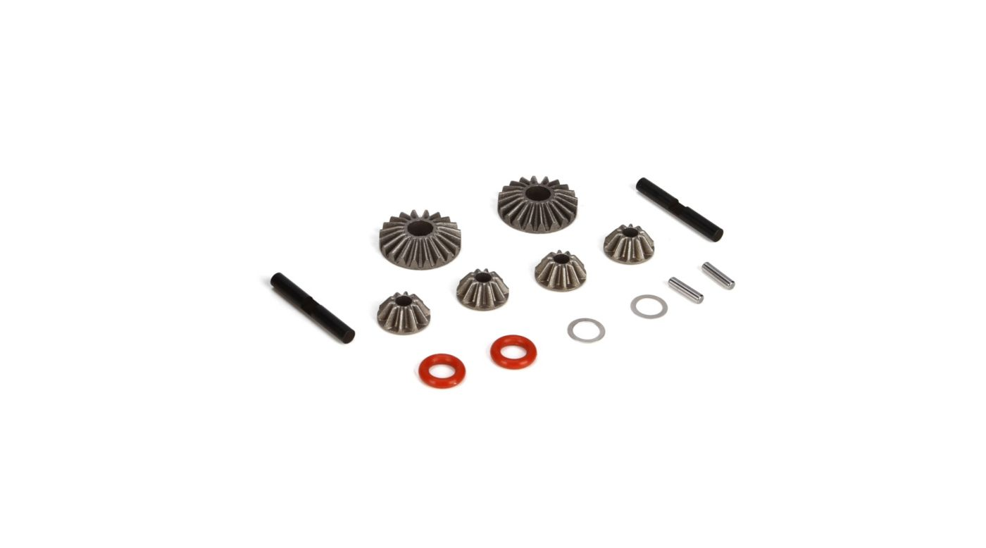 Image for Front Diff Rebuild Kit: TWH from HorizonHobby
