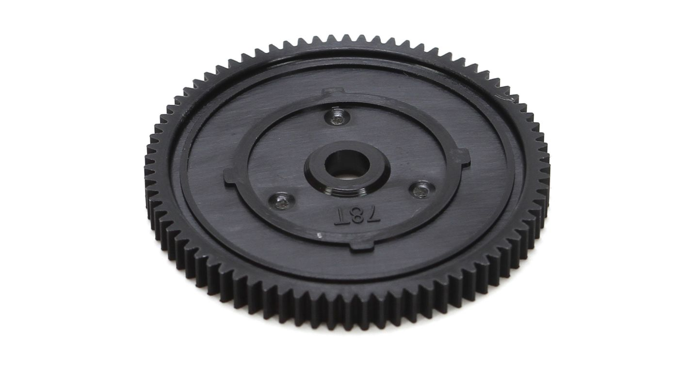 Image for 78 Tooth Spur Gear: TWH from HorizonHobby