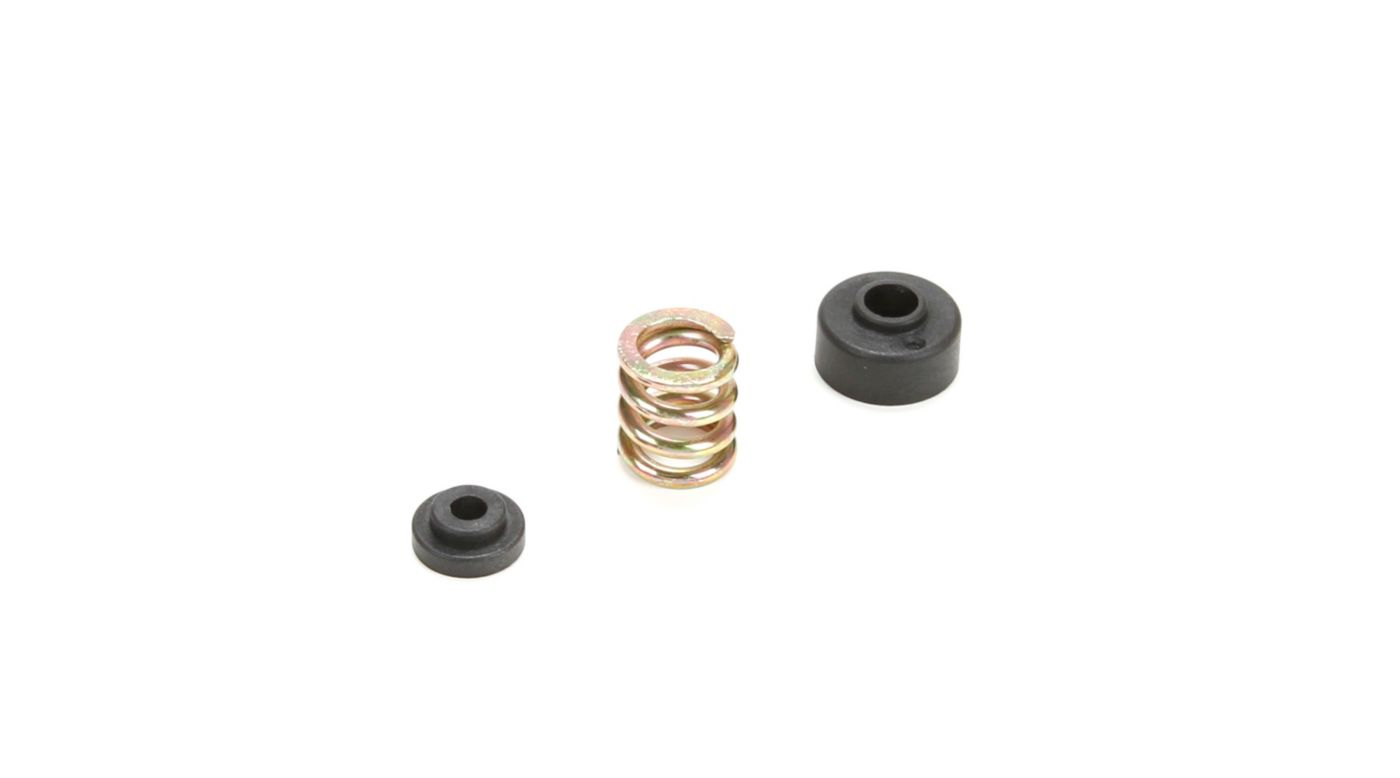 Image for Slipper Spring, Cup, Spacer and Washer from HorizonHobby