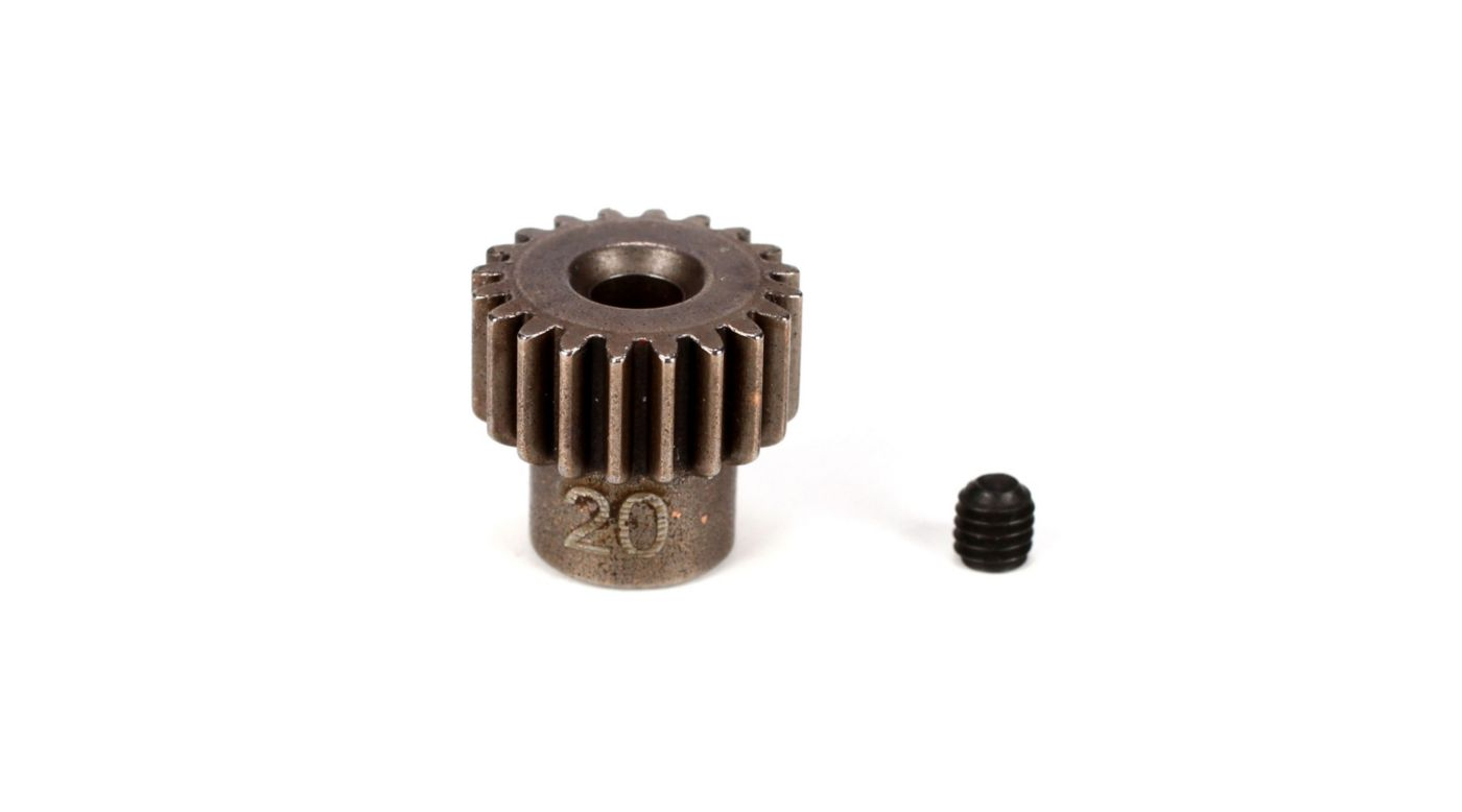 Image for Pinion Gear 20T, 48P, M3 x 3 Set Screw from HorizonHobby
