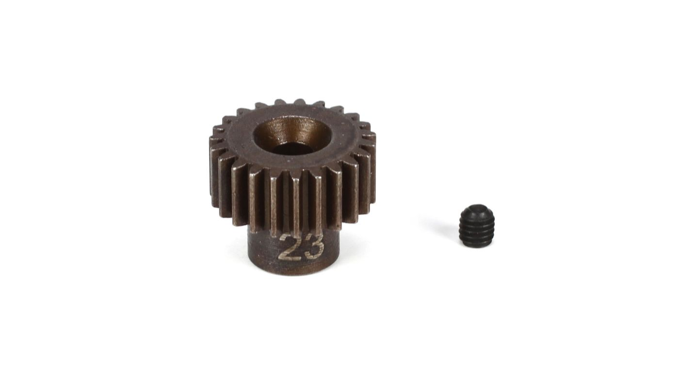 Image for Pinion Gear 23T, 48P, M3 x 3 Set Screw from HorizonHobby