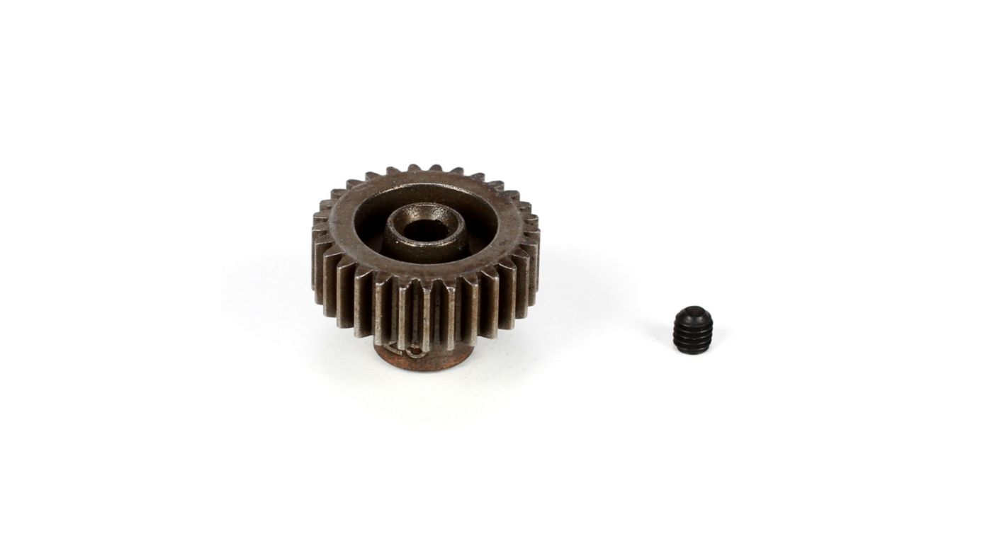Image for Pinion Gear 29T, 48P, M3 x 3 Set Screw from HorizonHobby