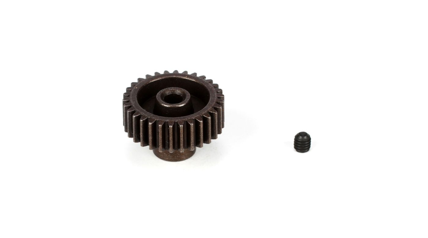 Image for Pinion Gear 30T, 48P, M3 x 3 Set Screw from HorizonHobby