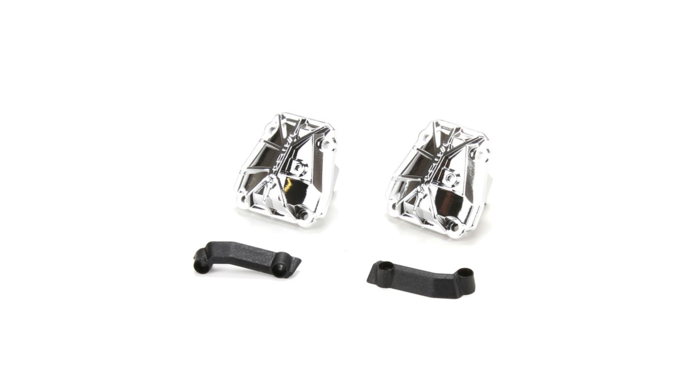 Image for Diff Cover and Diff Skid Plate Set Front/Rear: ASN from HorizonHobby