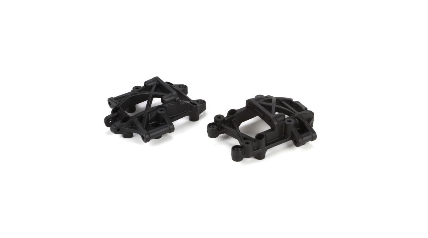 Image for Upper Suspension Arm Mount Front and Rear: V100 from HorizonHobby