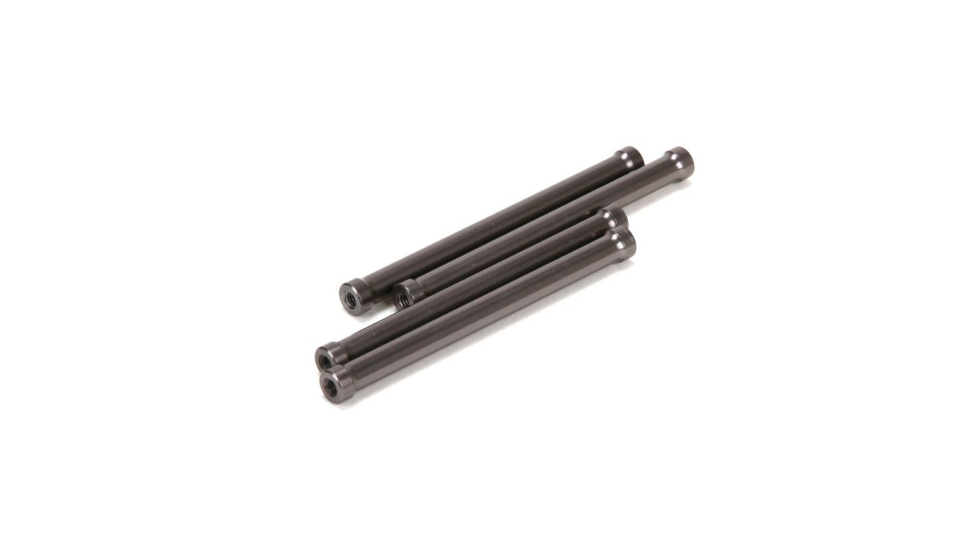 Image for 3mm Threaded Aluminum Link, 66mm (4) from HorizonHobby