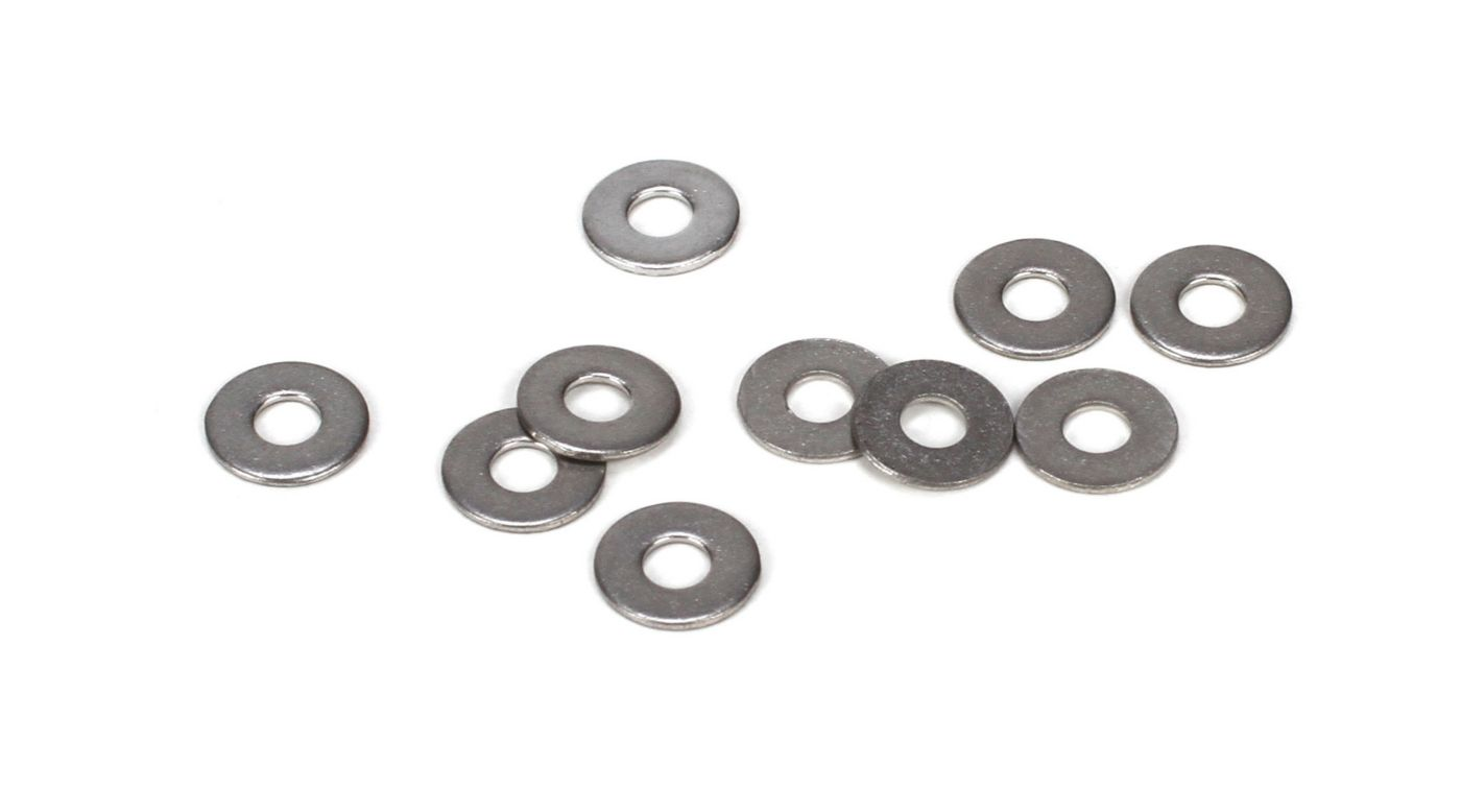 Image for 2.5mm x 4.6mm x .5mm Washer (10) from HorizonHobby