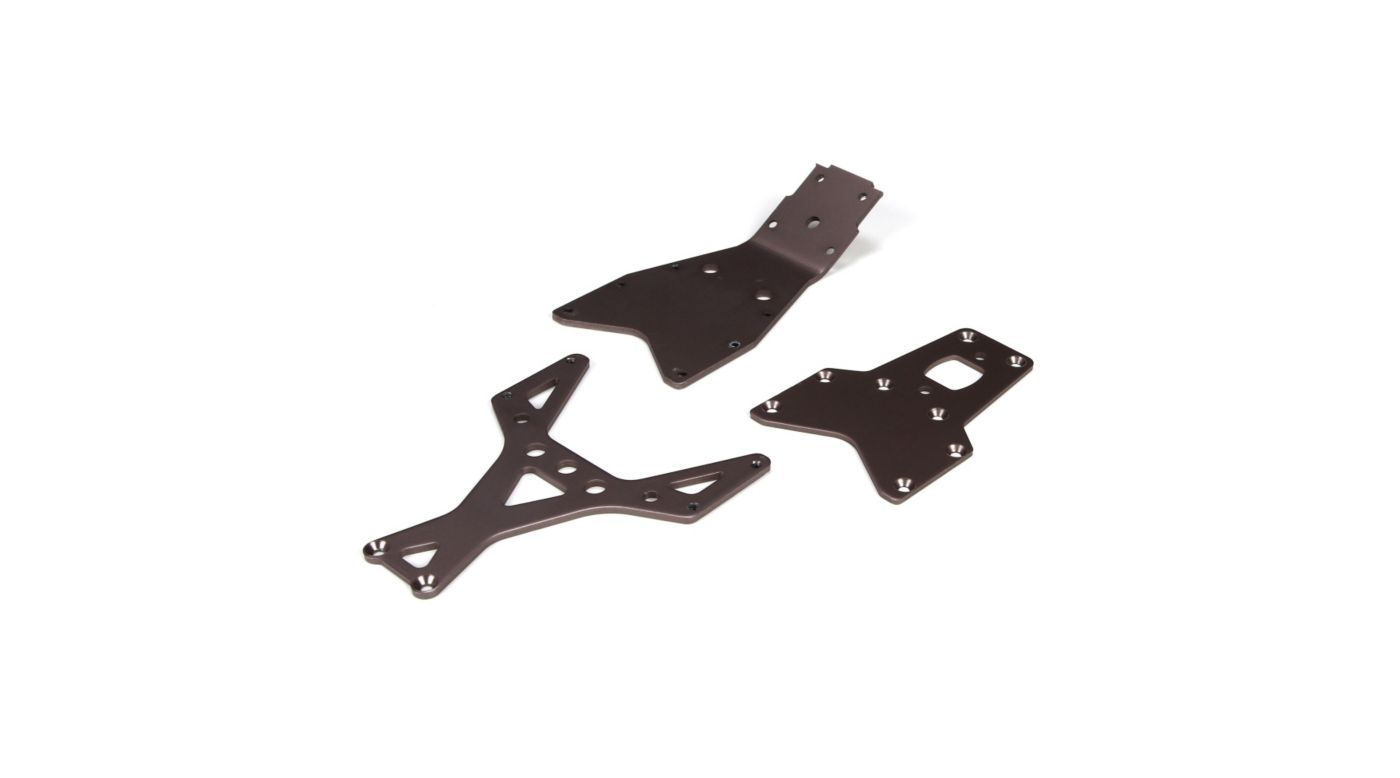 Image for Front, Rear Mount Plates: GLU, GLF from HorizonHobby