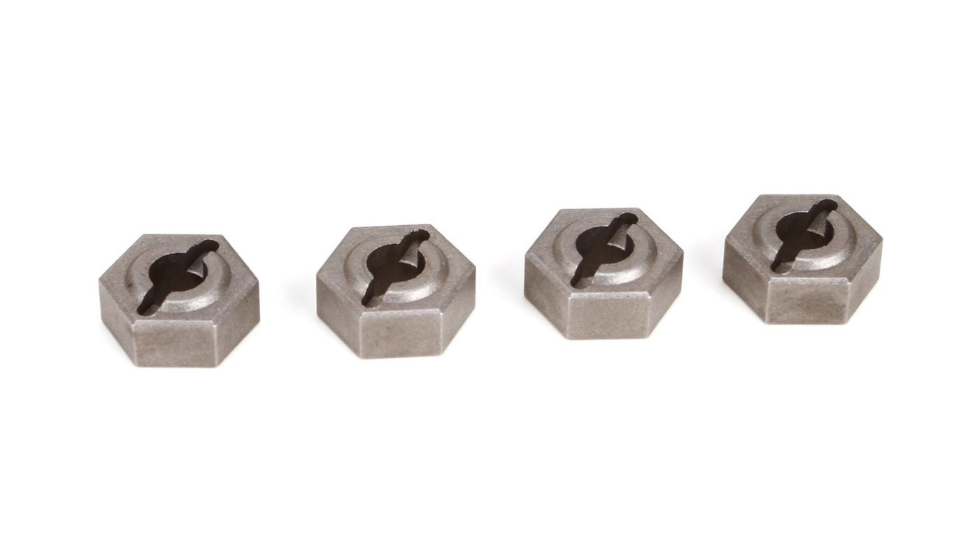 Image for 12mm Hex Set, Metal: Twin Hammers from HorizonHobby