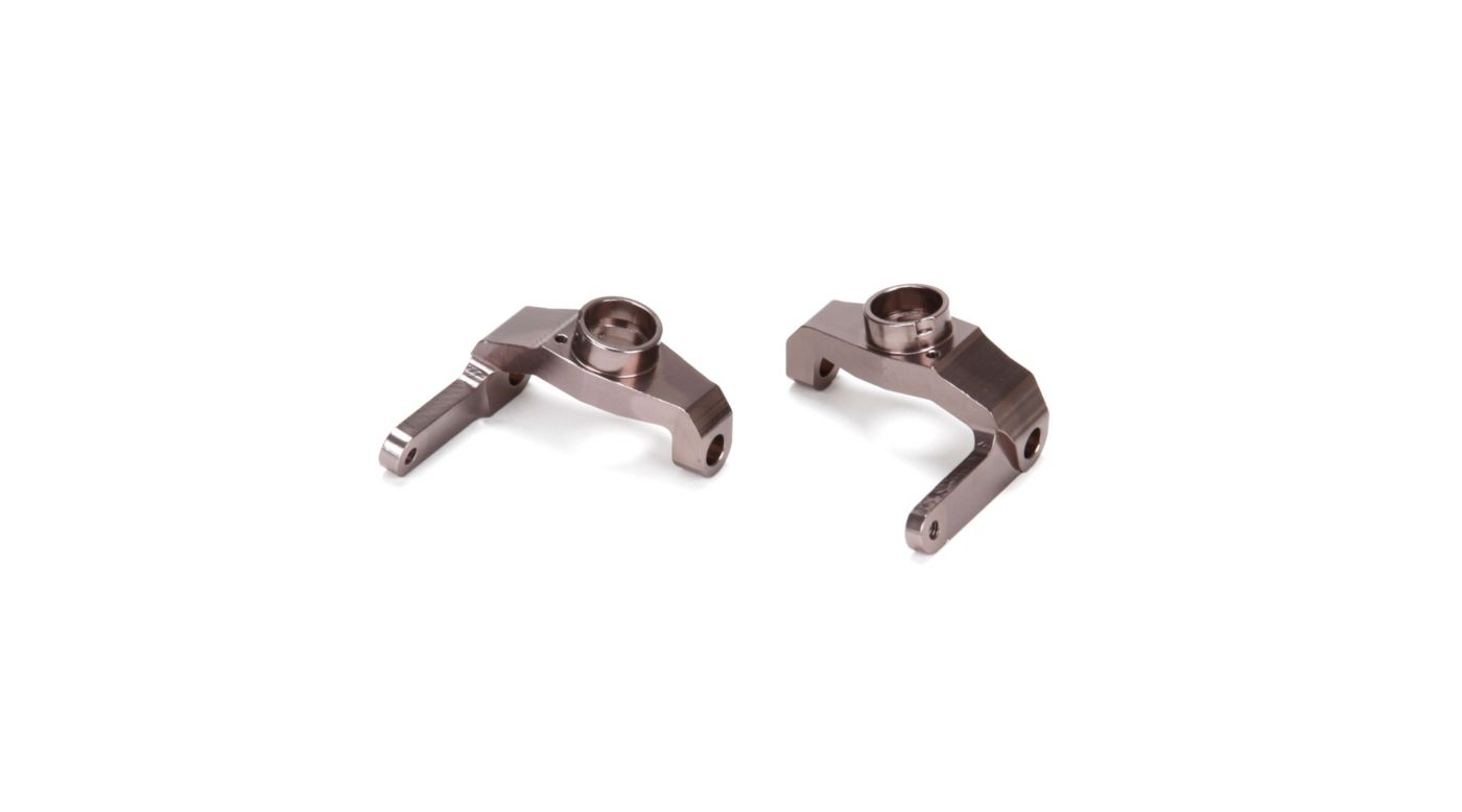 Image for Front Spindle Set, Aluminum: ASN from HorizonHobby