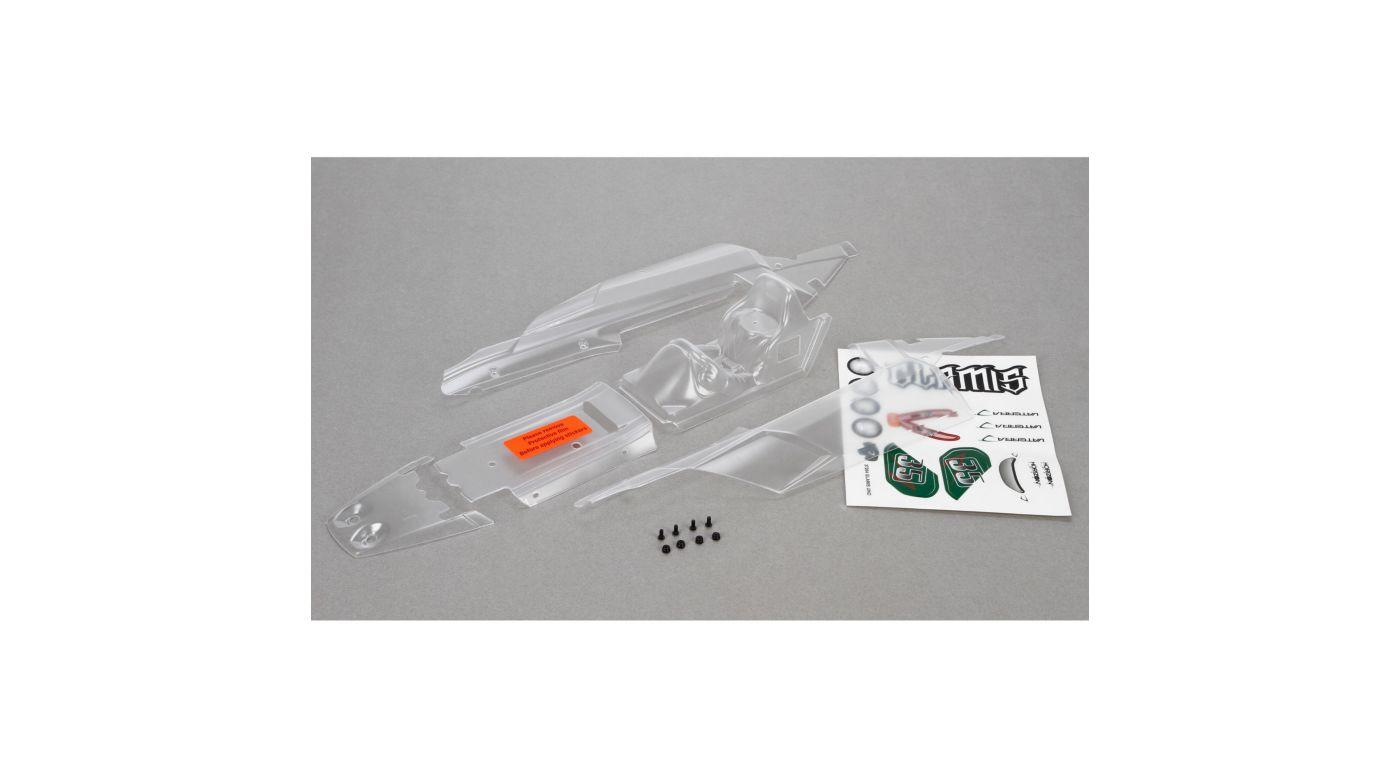Image for Body Kit, Clear:GLU from HorizonHobby