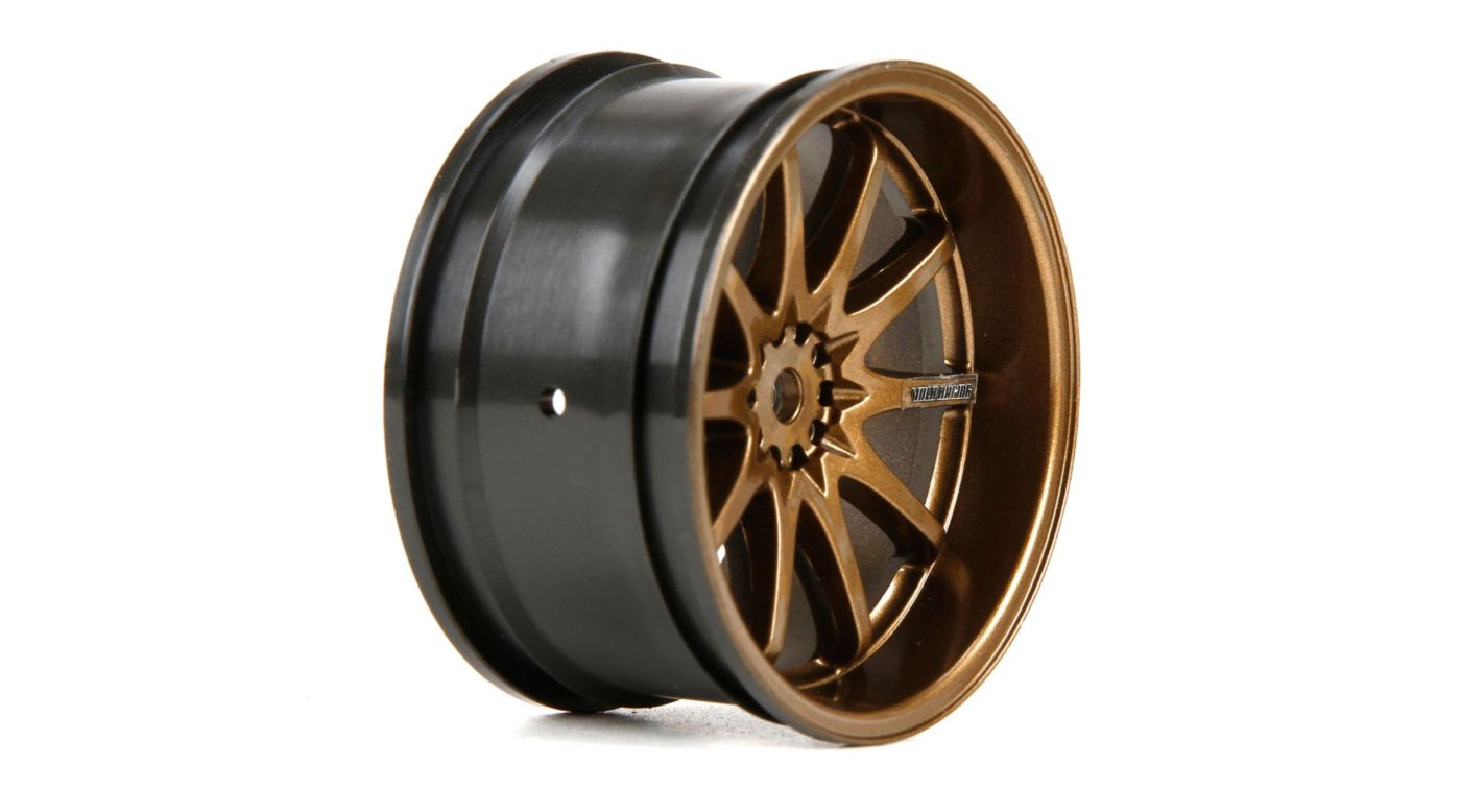 Image for Wheel RR Volk Racing CE28N 54x30mm Bronze (2) from HorizonHobby
