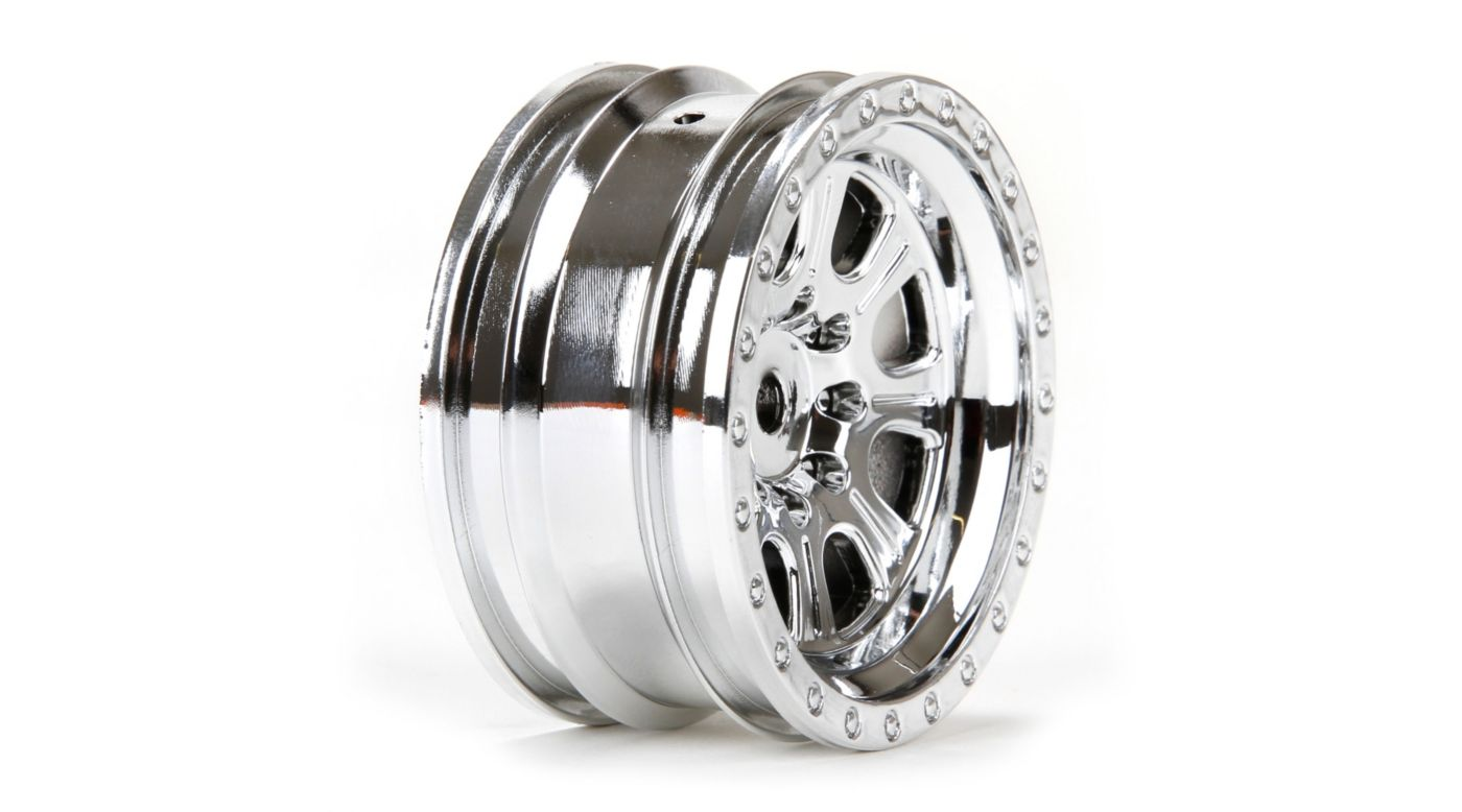Image for Wheel Front/Rear Ascender 8 Spoke 1.9