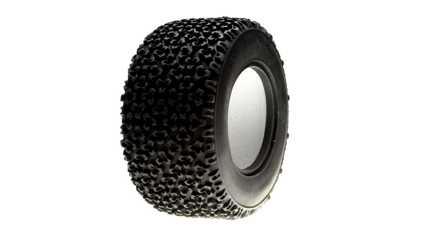 Image for Rear Tire, Tetrapod w/Foam, Med, 50mm (2): GLU, GLF from HorizonHobby