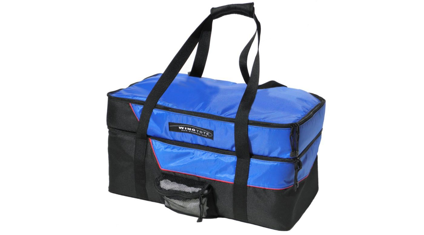 Image for Short Course Truck Bag, Blue from HorizonHobby