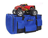 Wingtote LLC - Car/Truck Standard Tote, Blue: 1/8 Monster Truck