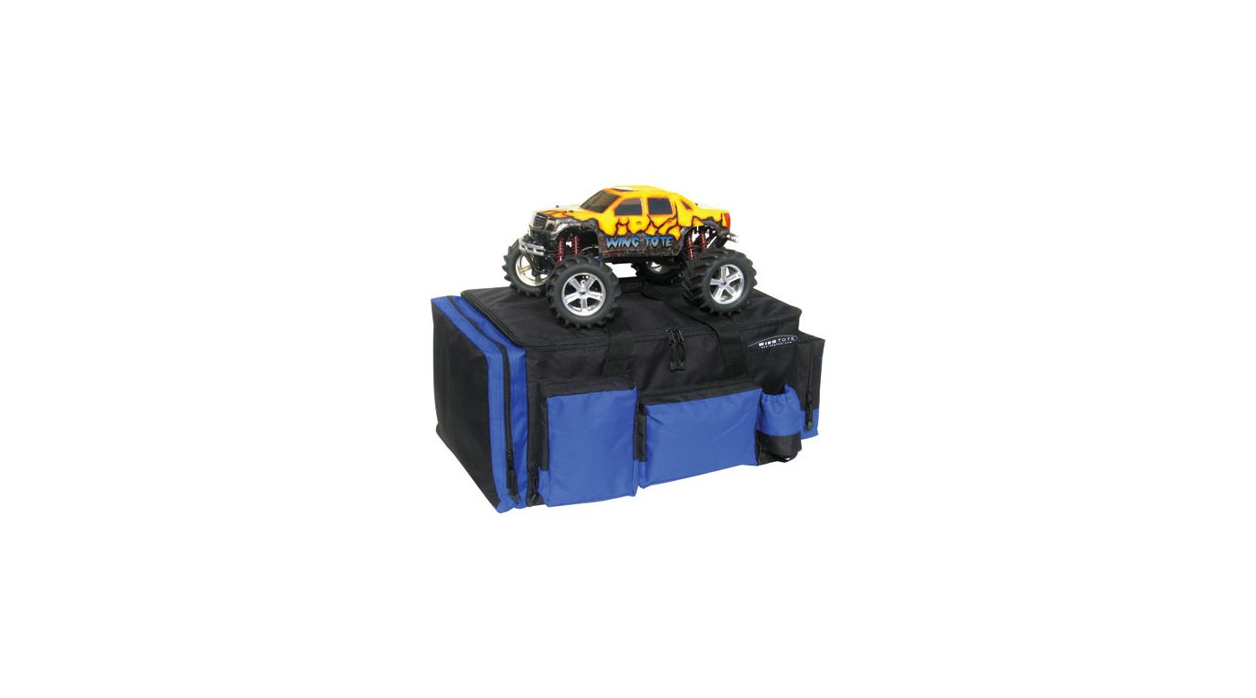 Image for Deluxe Truck Tote Blue: LST XXL from HorizonHobby