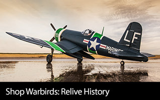 Shop Warbirds and Relive History
