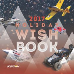 Horizon Hobby Holiday Wishbook 2017