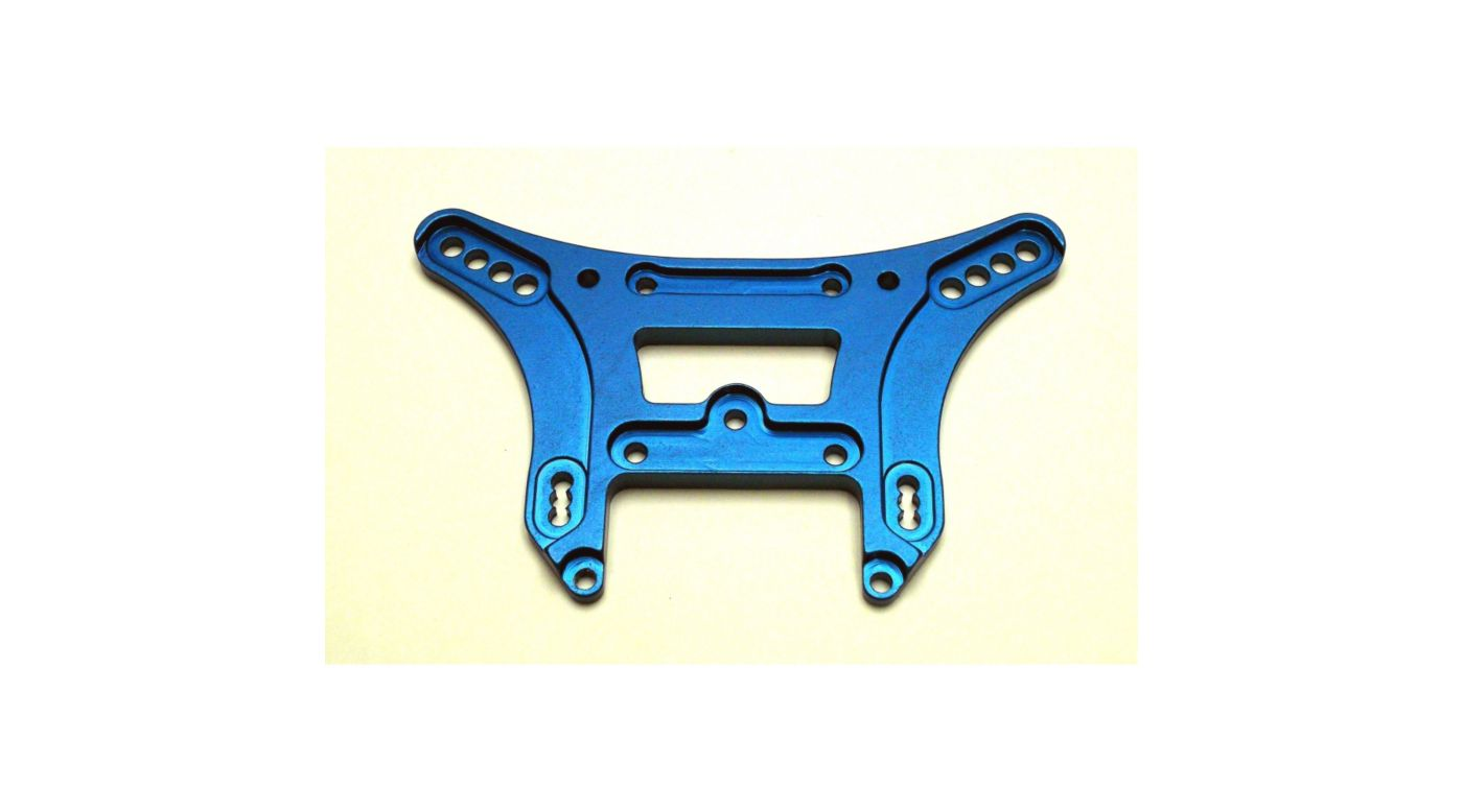 Image for Aluminum Rear Shock Tower, Blue: Losi 5ive from HorizonHobby