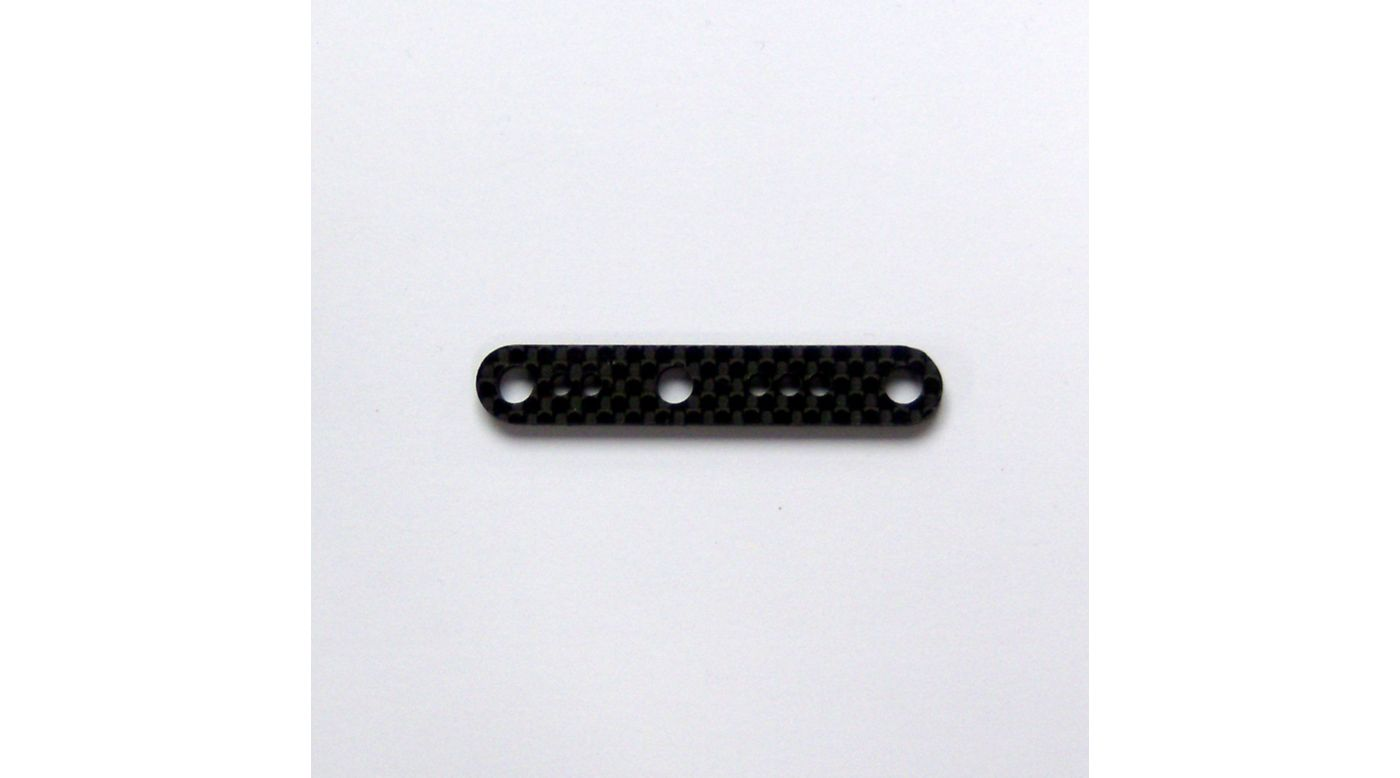 Image for Carbon Fiber Throttle Servo Adapt Plate: Losi 5ive from HorizonHobby