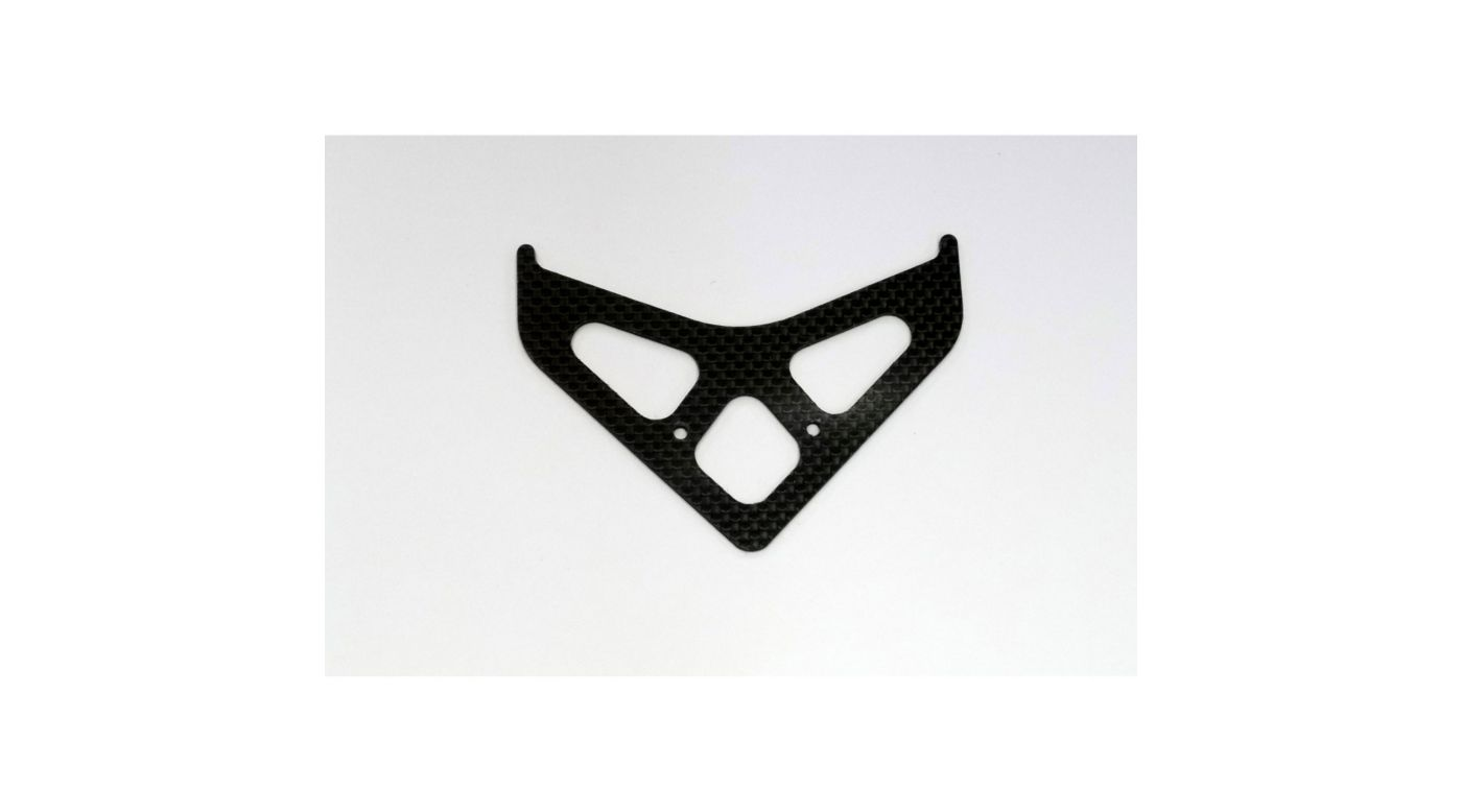 Image for Carbon Fiber Rotor Fin: Blade 450 from HorizonHobby