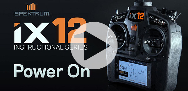 Spektrum iX12 Instructional Video Series