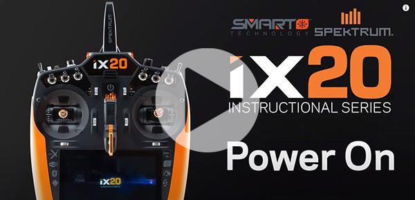 Spektrum iX20 Instructional Video Series