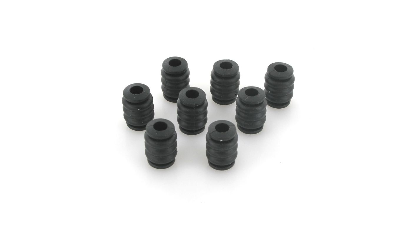 Image for Rubber Dampers (8 pcs): CGO3 from HorizonHobby