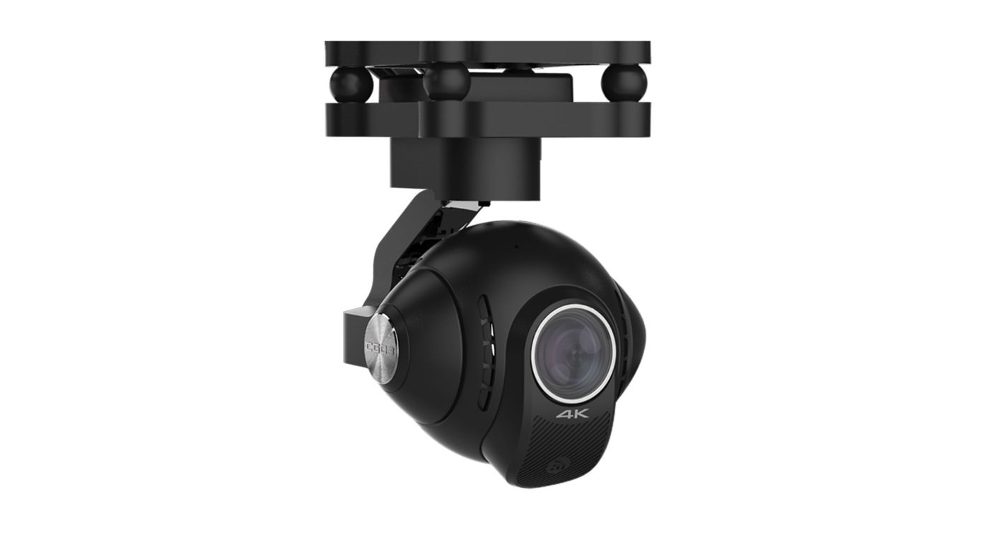 Image for CGO3 4K 3-Axis Gimbal Camera from HorizonHobby