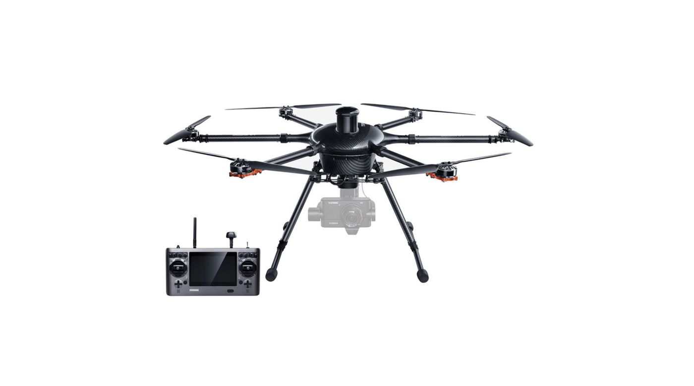 Image for Tornado H920 with ST24, 2 Batteries, Charger, Case from HorizonHobby