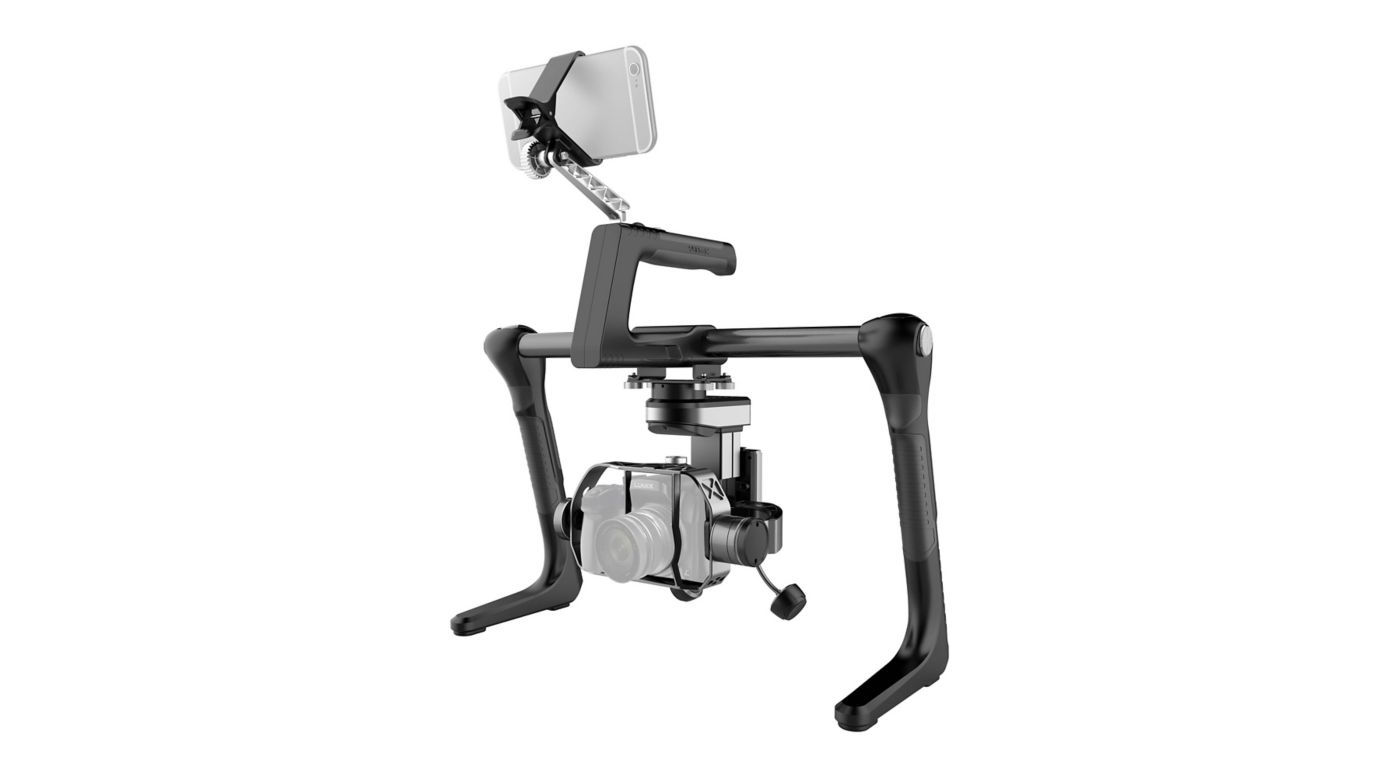 Image for GB603 Gimbal for Panasonic GH4 w/ LK58 & ProAction from HorizonHobby