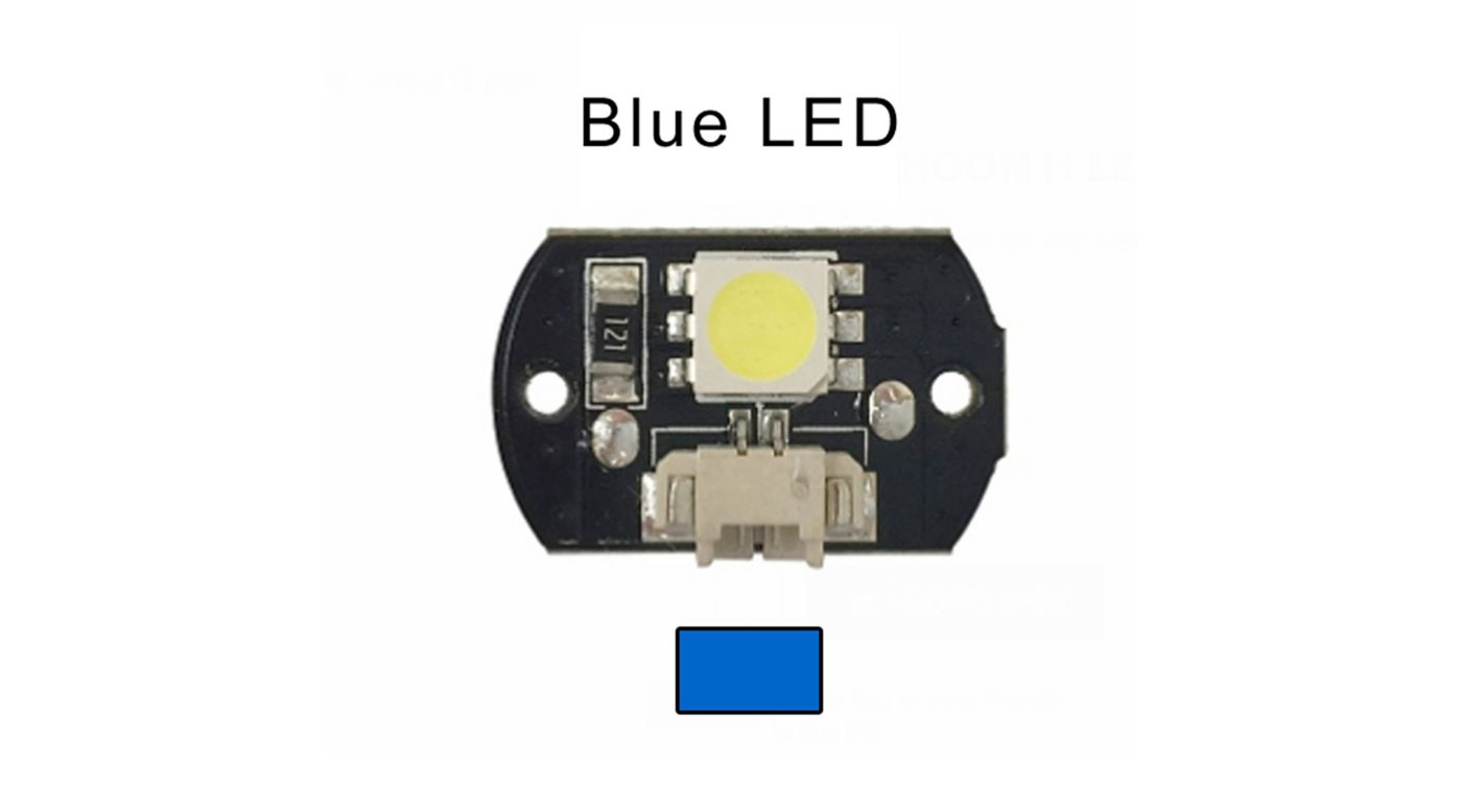 Image for Typhoon H Blue Light Accessory from HorizonHobby