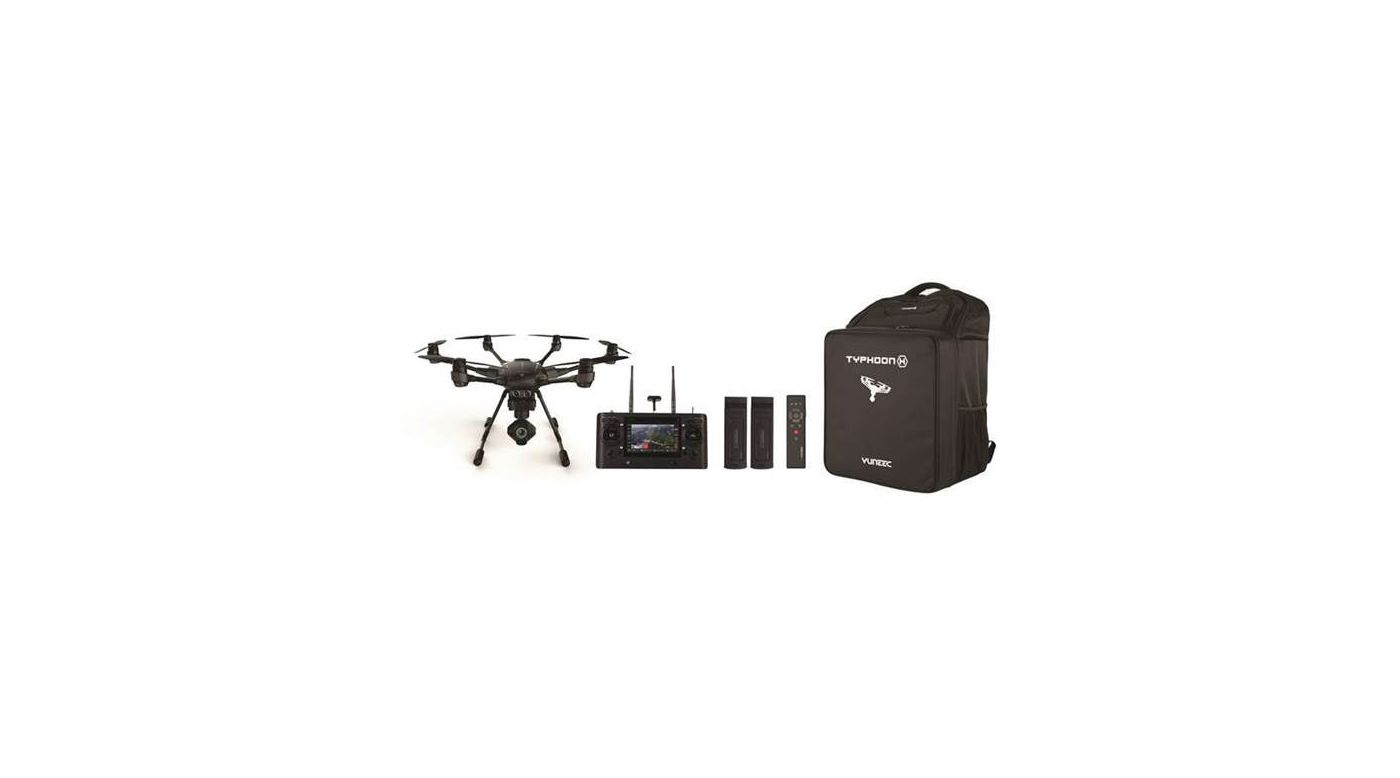 Image for Typhoon H Pro Bundle RTF with Backpack & Wizard Wand from HorizonHobby