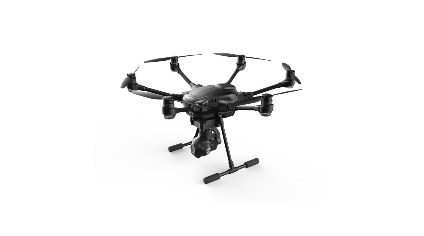Image for Typhoon H RTF in Backpack with RealSense, ST16, CGO3+ from HorizonHobby