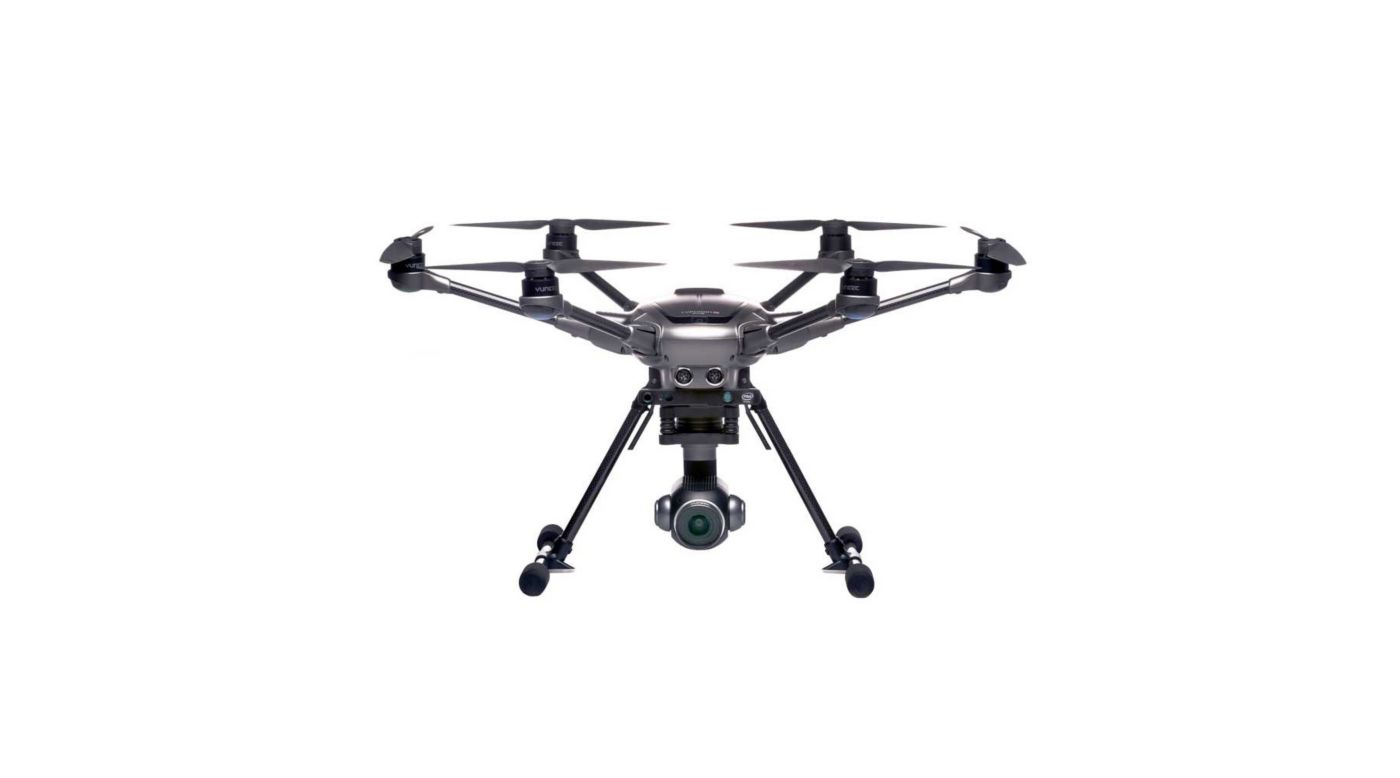 Image for Typhoon H+ with Backpack and RealSense from HorizonHobby