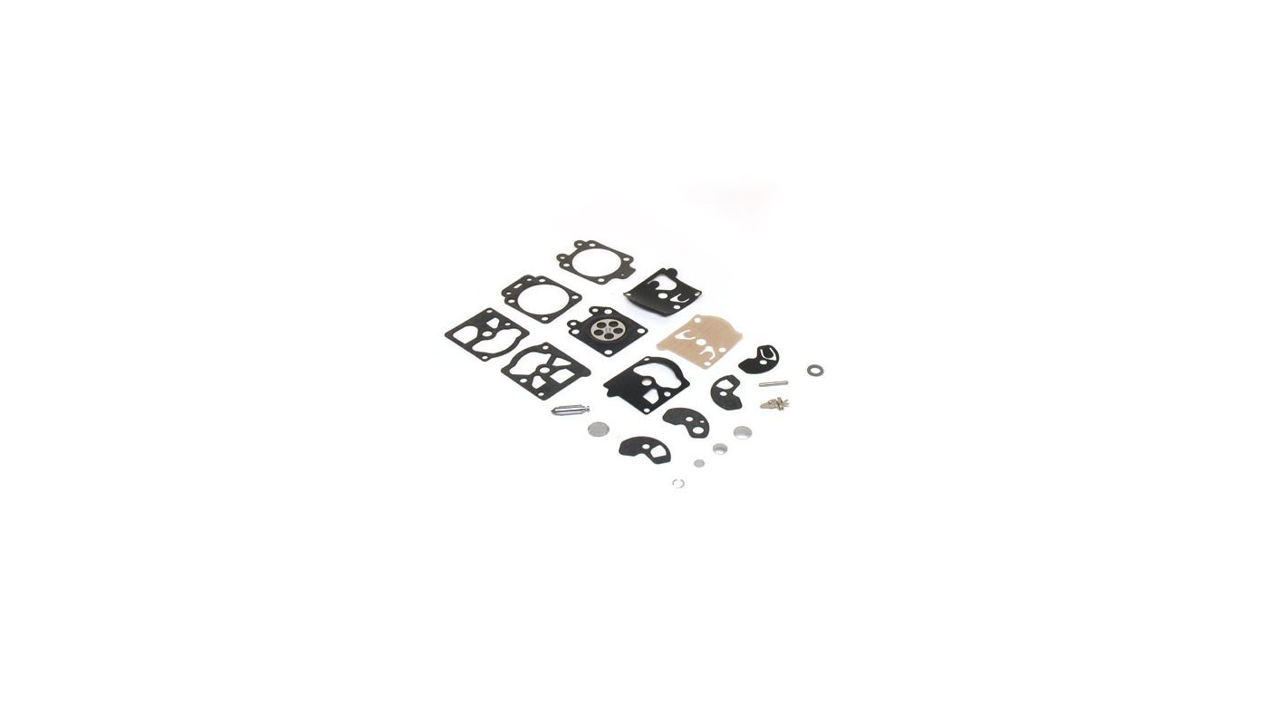Image for G23/26 Carb Repair Kit (K10/WAT) from HorizonHobby