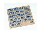 Zenoah - Zenoah Decal Sheet
